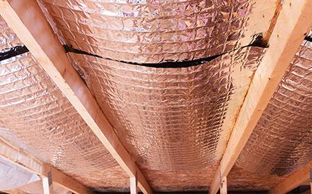 houten vloer isolatie